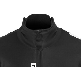 Castelli Alpha Ros Jas Heren, light black/black